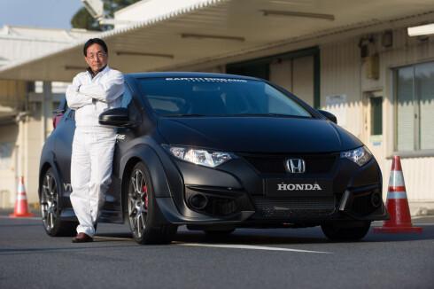 Toshihiko Nonaka Foto: Honda