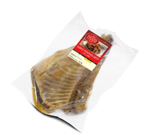 Det beste pinnekjøttet kjøper du på Rema 1000. Foto: Produsenten
