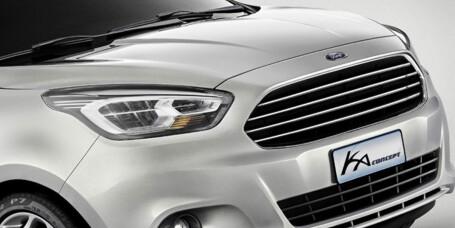 Nyhet: Ford Ka i ny drakt