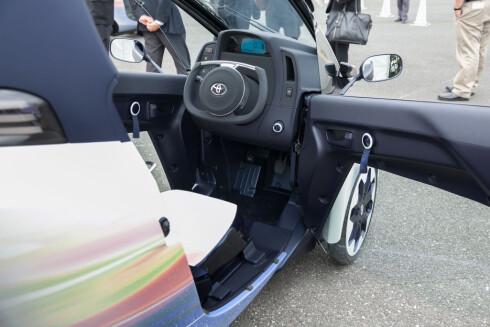 Kul dings: Toyota i-Road