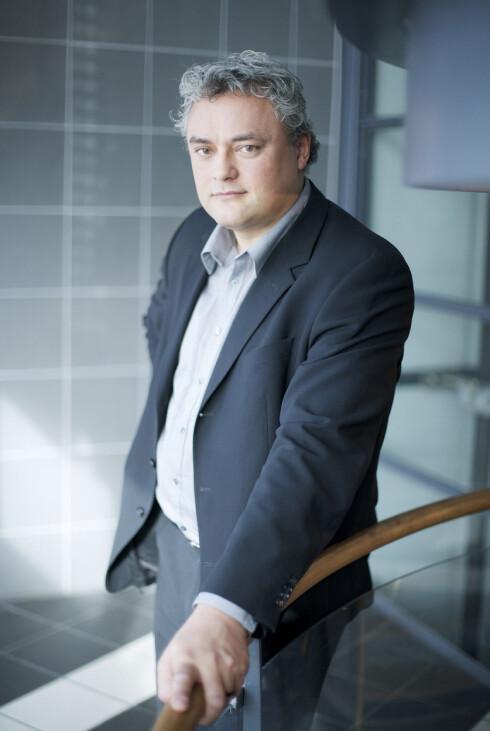 """<strong>GAMMELDAGS:</strong> Fagdirektør Jorge B. Jensen hos Forbrukerrådet synes bransjen bør skrote hele """"termingebyr""""-begrepet.  Foto: FORBRUKERRÅDET"""