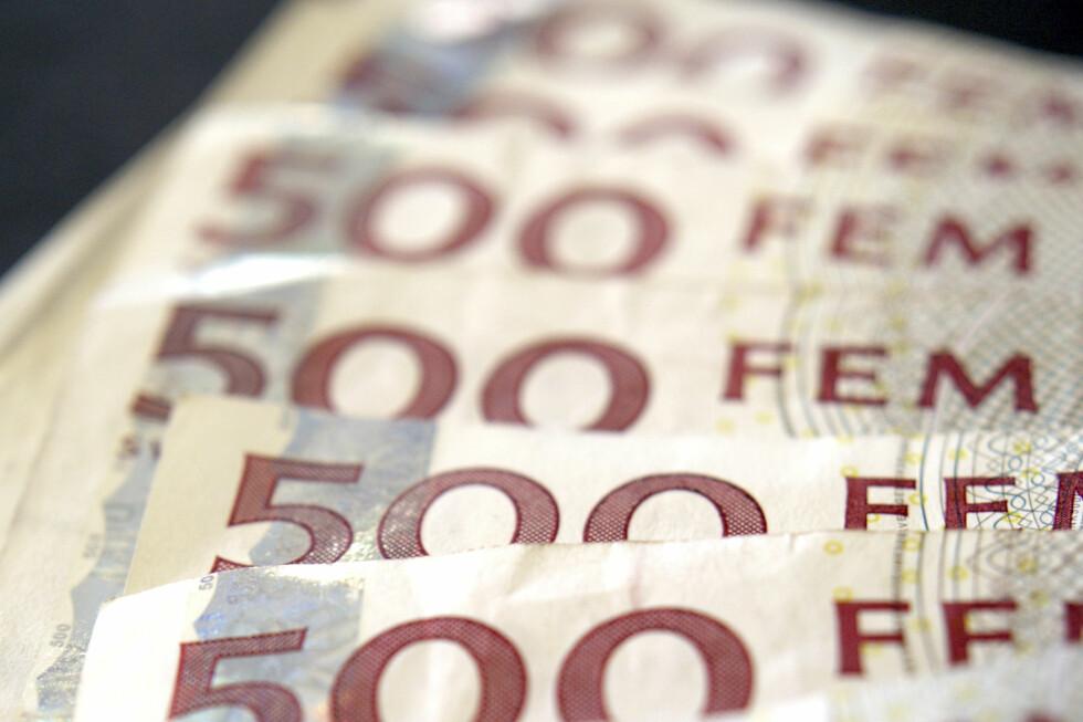 Grensen for årlig sparebeløp for BSU går opp med 5.000 kroner, ifølge regjeringens tilleggsproposisjon til statsbudsjettet. Foto: Colourbox.com