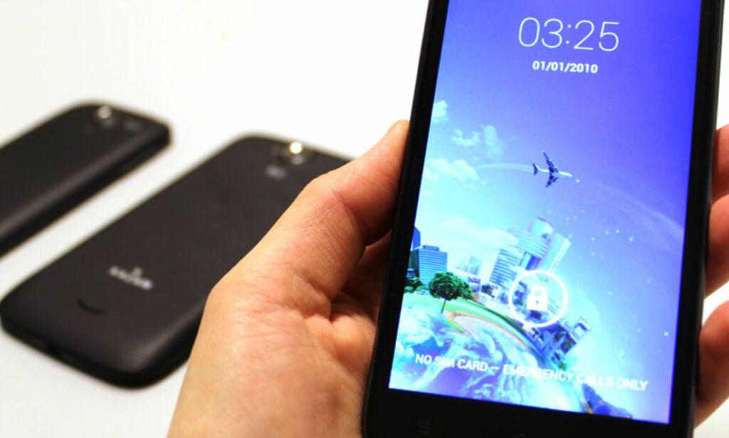 image: Verden har fått et nytt mobilmerke