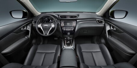 Her er nye Nissan Qashqai