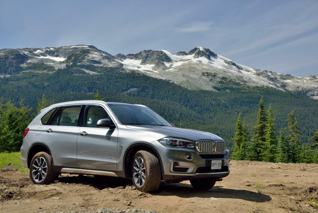 <B>SYNET BEDRAR:</B> BMW X5 ser mer kompakt ut, tross det motsatte.  Foto: Espen Stensrud