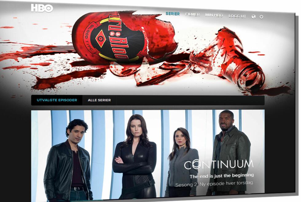 HBO Nordic har fått mye kritikk siden lanseringen, men nå tar selskapet grep. Foto: HBO Nordic
