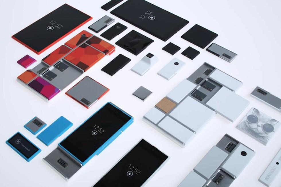 Smarttelefonen du bygger selv