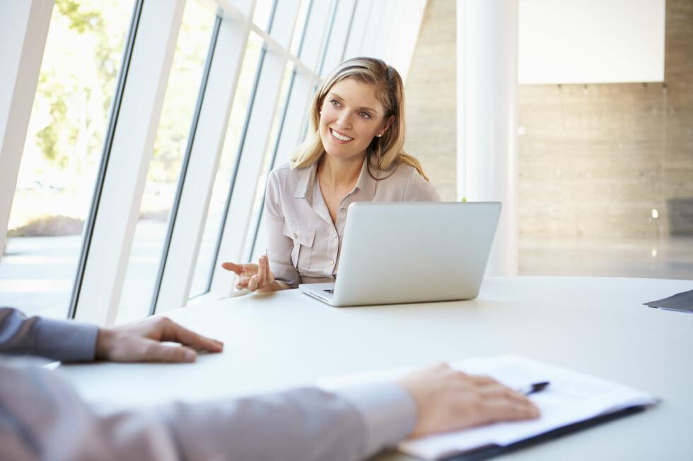 Jobb gjør deg friskere, mener NAV, noe som kan være en sannhet med modifikasjoner. Foto: Colourbox.com