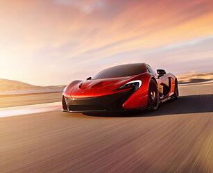 image: McLaren P1 på 2,8 sekunder!