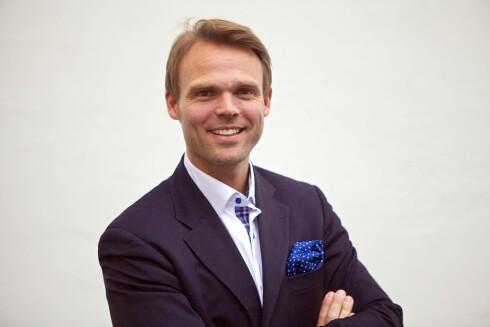 Niklas Lerner, Daglig leder i Instacruit. Foto: Instacruit