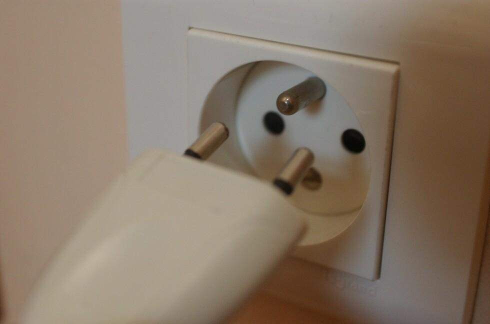 Avgiften på elektrisk kraft økes med omtrent ti prosent, fra 11,61 til 12.73 øre per kWh. Foto: colourbox.com