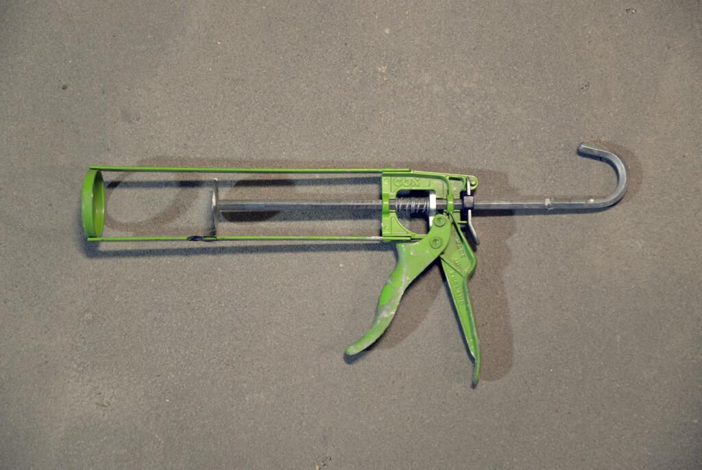 Den klassiske enkle pistolen Foto: Brynjulf Blix