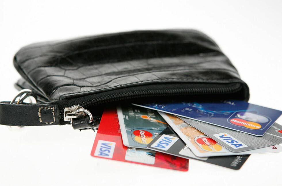 Kredittkortet kan hjelpe deg ved svindel, men det er ikke alltid, viser denne saken fra Finansklagenemnda. Foto: Per Ervland