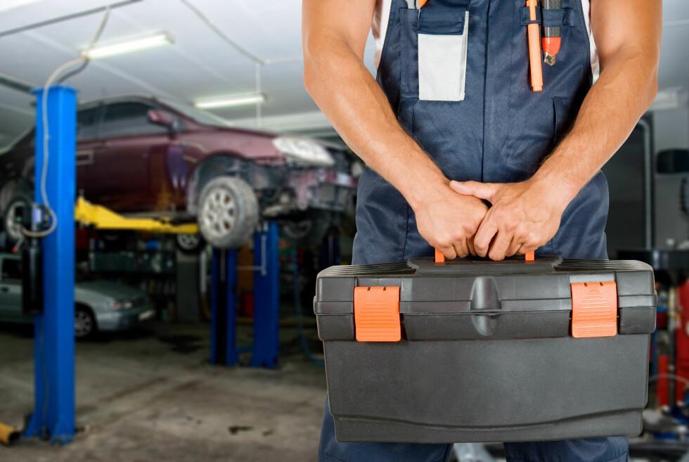 Nå kan du bygge bilen din selv. Foto: Colourbox.com