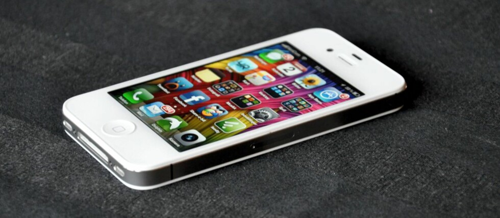 Frister det å bytte ut en gammel iPhone med en ny? Foto: PÅL JOAKIM OLSEN