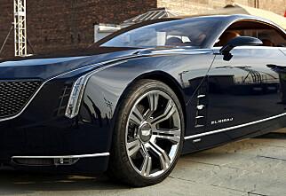 Cadillac Elmiraj viser nye designtakter