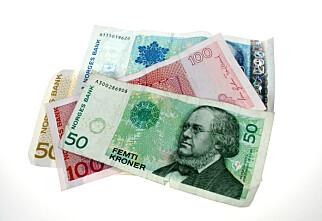 Vil ha hjelp til å lage nye sedler