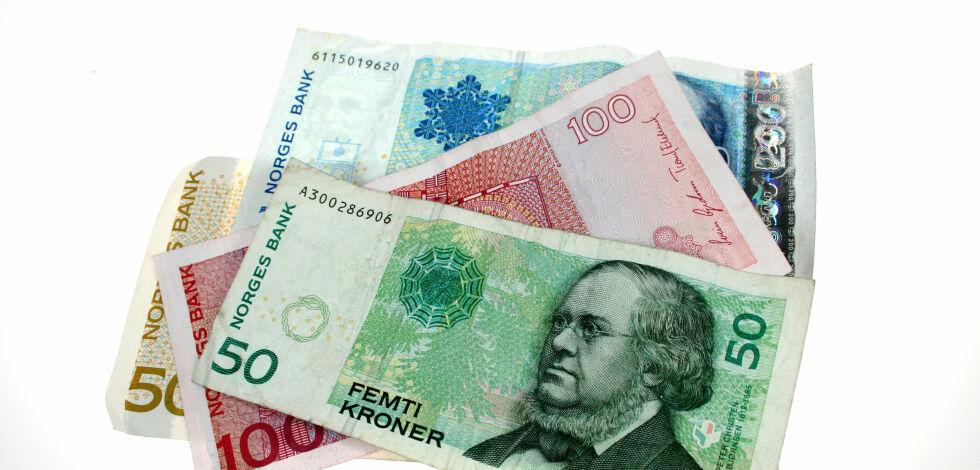 image: Vil ha hjelp til å lage nye sedler