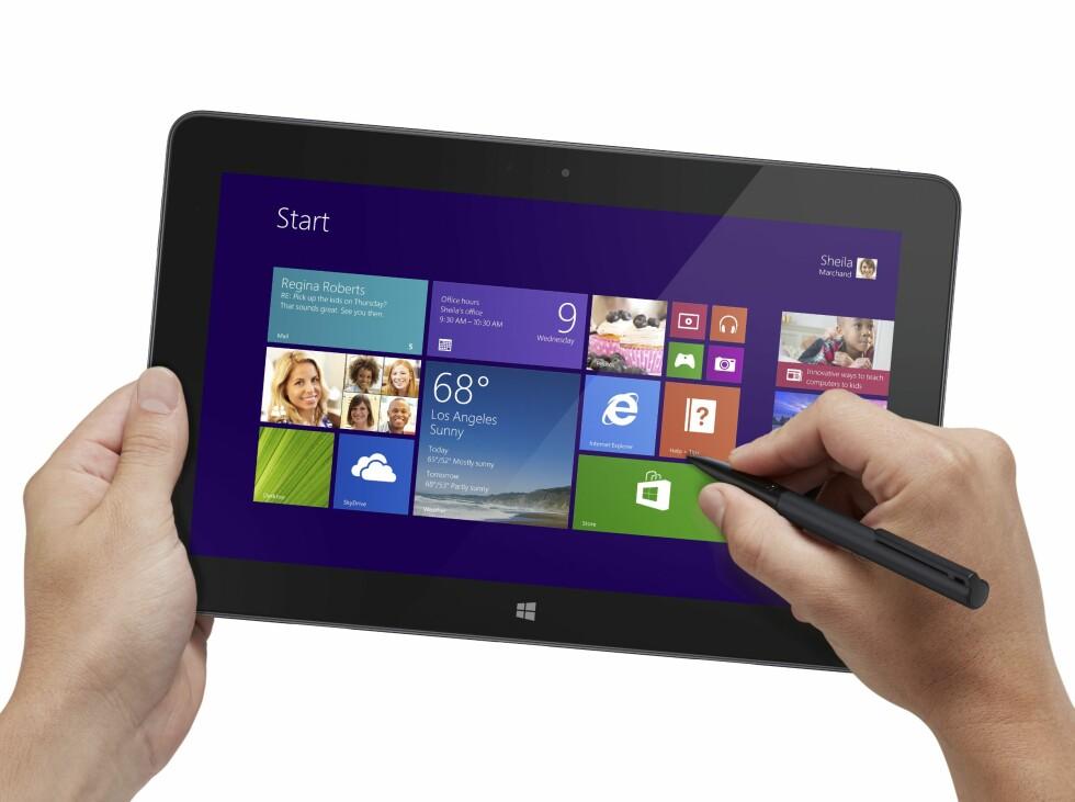 Dell Pro 11 Windows 8.1 nettbrett