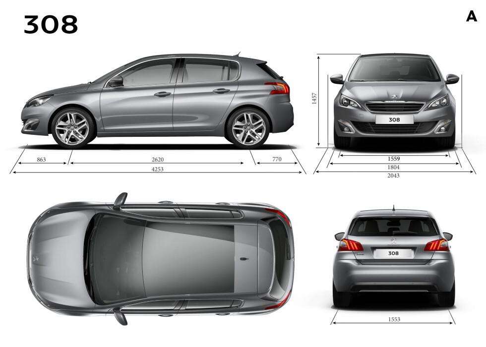 TEST: Nye Peugeot 308
