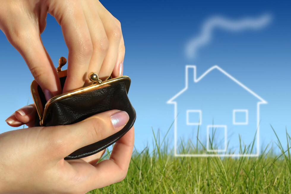 Med en utleieinntekt på 7.500 kroner i måneden, kan du betjene et lån på 1,5 millioner kroner. Forutsetter 4,45% rente og 30 års nedbetalingstid. Foto: COLOURBOX