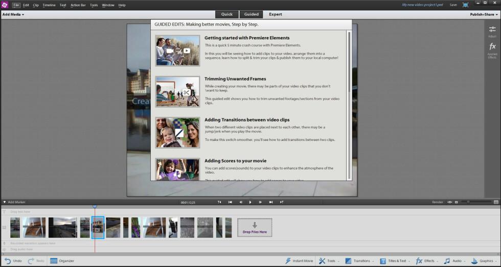 Adobe Elements - nye versjoner!