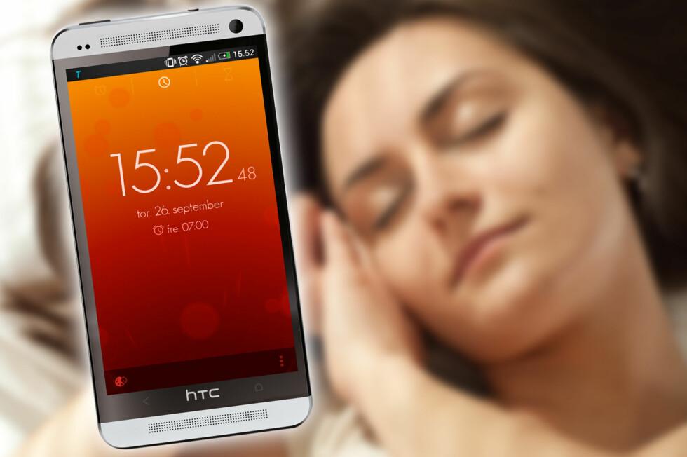 Timely er mer enn bare en vekkerklokke.  Foto: COLOURBOX/HTC/KIRSTI ØSTVANG