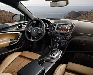 image: Test: Opel Insignia Country Tourer