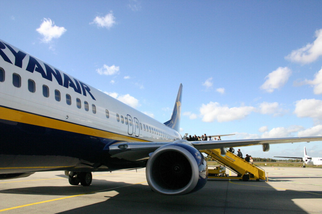 Syns du Ryanair byr på slett service? Det mener britiske forbrukere. Foto: Patrick Nijhuis