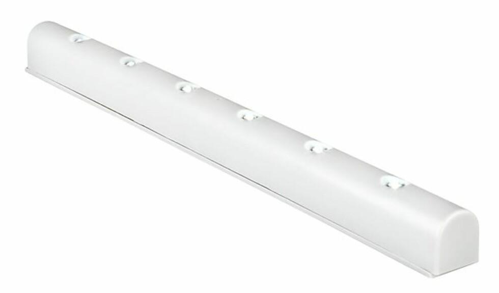 LED-belysning for skuffer, batteridrevet. Foto: Clas Ohlson