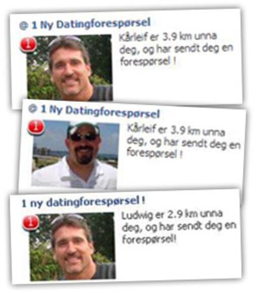 UREALISTISK: Hvordan ser Kårleif egentlig ut? Er Kårleifs navn egentlig Ludwig? Og hvordan vet han uansett om deg?