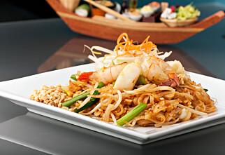 Thailand er det billigste matlandet