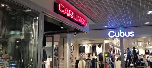 Norske klesbutikker får stryk