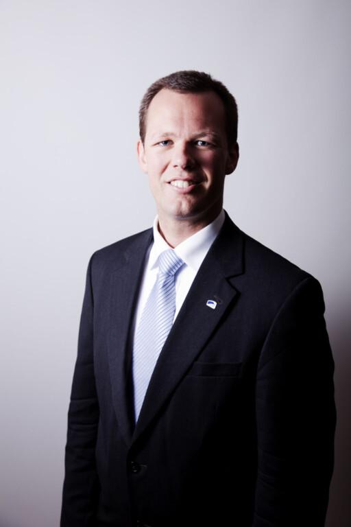 ENDRET MENING: Finanspolitisk rådgiver Tore Vamraak i Høyre forteller at de har endret politikken sin rundt 200-kronersgrensen.  Foto: Høyre