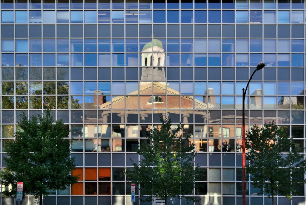 Harvard er kåret til verdens andre beste universitet, og verdens beste handelshøgskole.  Foto: Colourbox