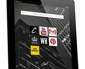 Opera lanserer ny iPad-nettleser