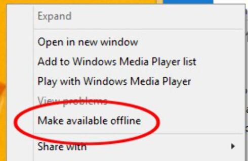 SkyDrive i Windows 8.1 er en stor oppgradering