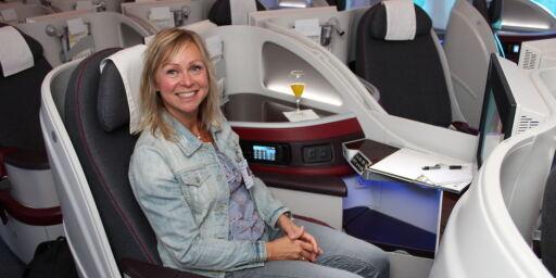 image: Vi har sjekket ut Qatars Dreamliner