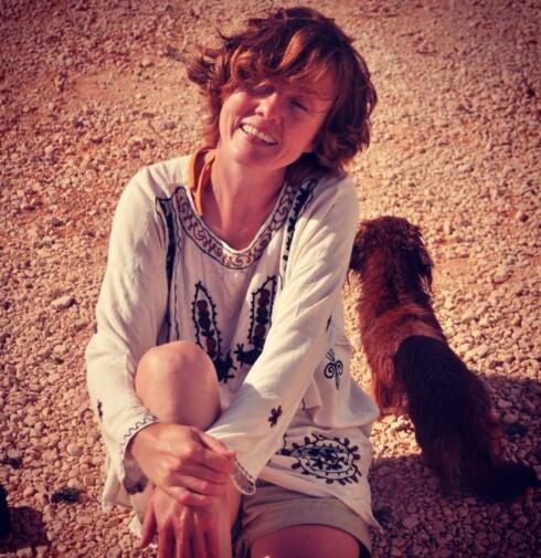 Tove Elise Ihler har snart vært kjøpefri i et helt år.  Foto: Privat