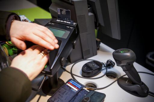 MEN SLIK: Skjermer du terminalen, blir det mye vanskeligere å se koden din. Foto: Per Ervland