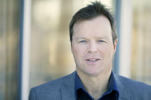 Rolf Mæhle, fagsjef i Finans Norge. Foto: CF-Wesenberg