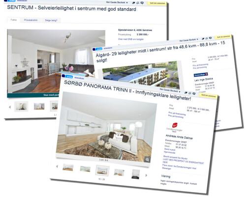 Er du villig til å pendle litt, får du mer for pengene også i Stavanger. Vi har sett på hva du får for drøye to millioner.  Foto: Finn.no/Gaute Beckett Holmslet