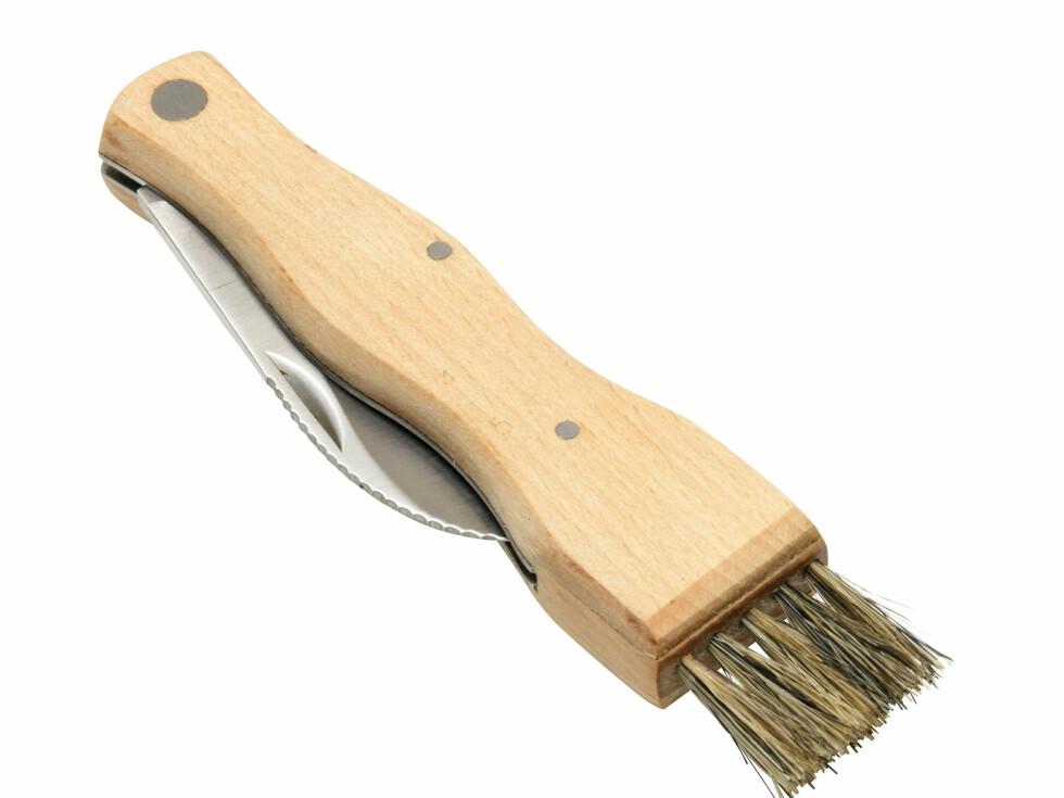 Enkel foldesoppkniv fra Christiania Glasmagasin, 79 kroner. Foto: Christiania Glasmagasin
