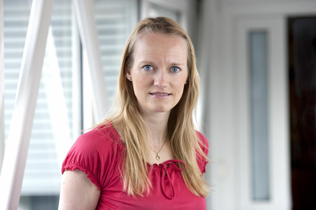Hanne Bjertnes i Lånekassen gjør oppmerksom på endringer fra november. Du som betaler inn ekstra må bør merke deg endringene.  Foto: Lånekassen