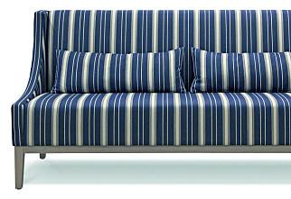 Sett sofaen til spisebordet