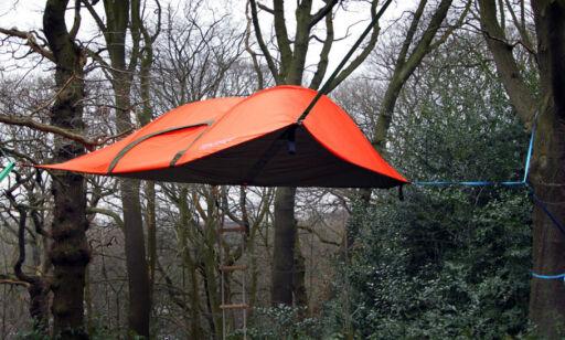 image: Tre telt du ikke har sett maken til