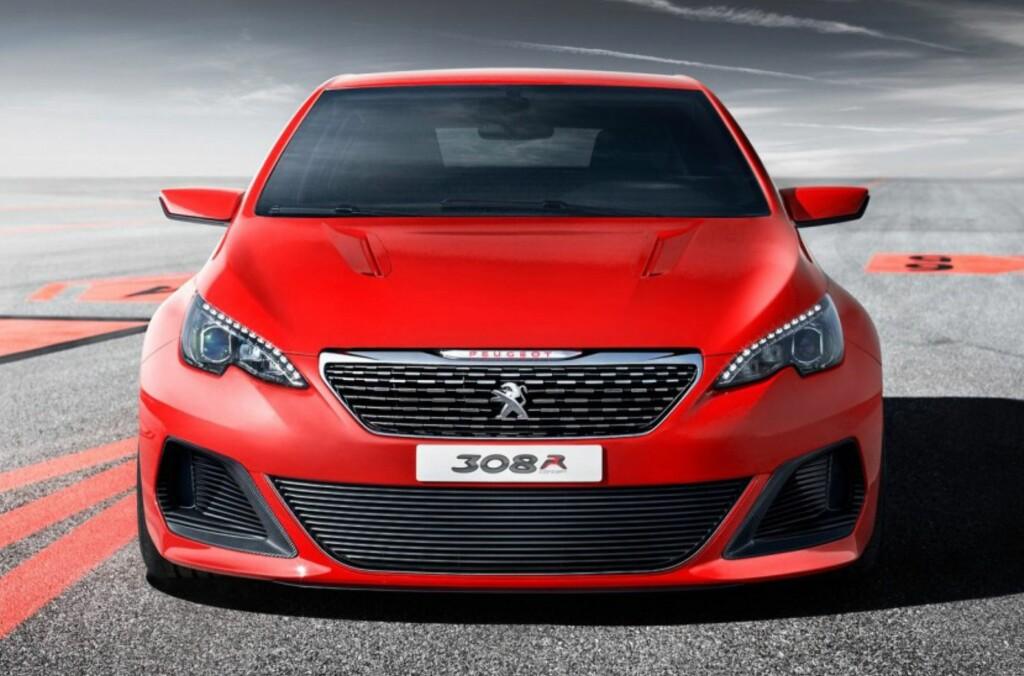 Lav og bred, det er enkle selvforklarende stikkord om Peugeot sin nye kompaktracer.  Foto: Peugeot