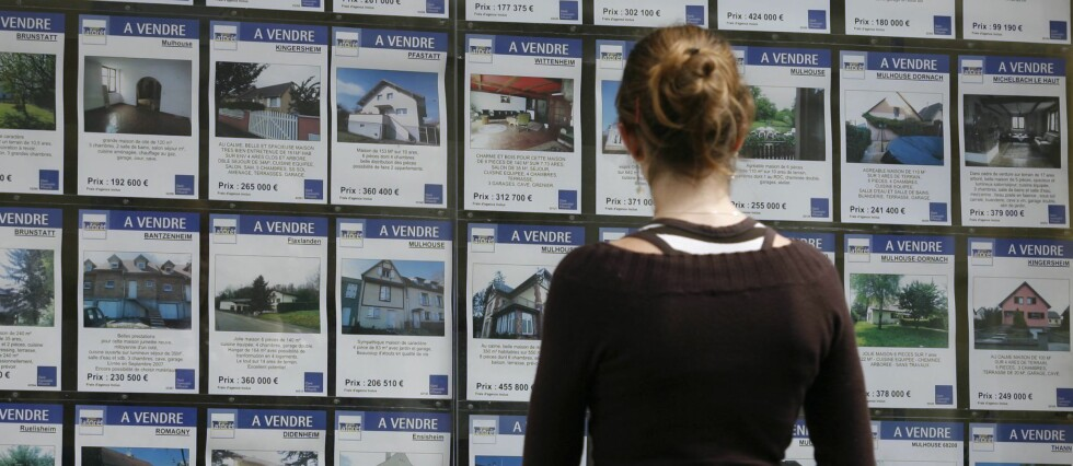 VANSKELIG: Boligprisene er stive, og unge nordmenn ikke alltid de rikeste. BSU er et verktøy for å løse dette.  Foto: Colourbox.com