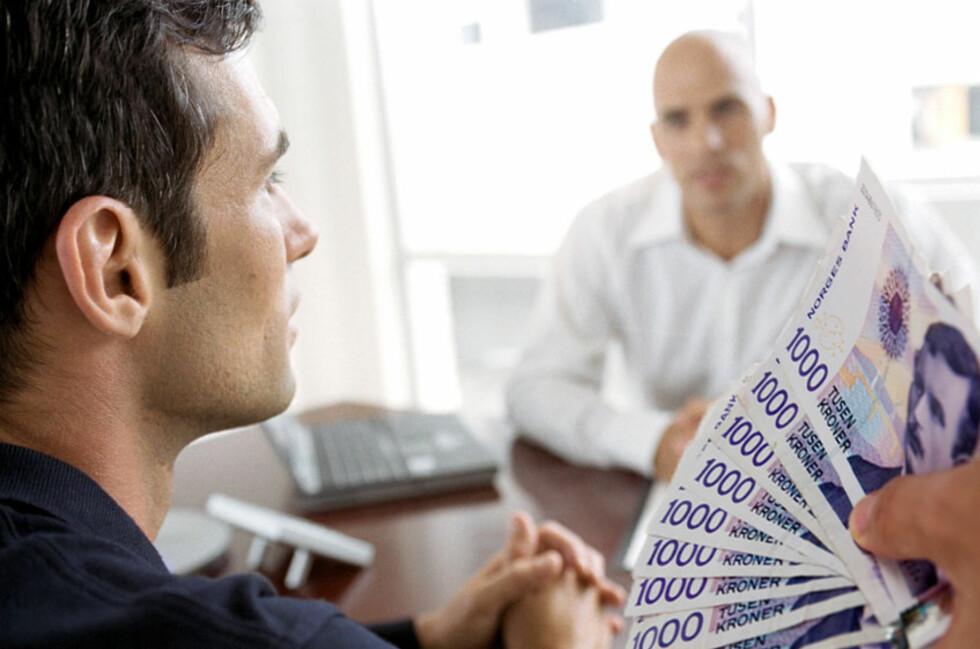 Vet du egentlig hvilke ordninger du har gjennom jobben? Pensjonen din kan blir over en million kroner lavere om du ikke har AFP.  Foto: Per Ervland/Colourbox