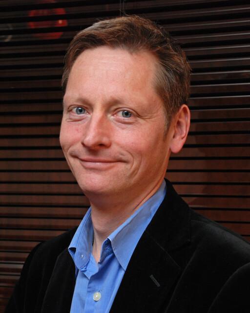 Administrerende direktør i Norsk brannvernforening, Dagfinn Kalheim.